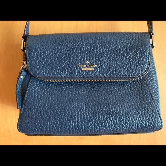 kate spade Handbags - Kate Spade NY leather crossbody bag